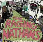 Image of RGF-019 The Raging Nathans S/T 7&quot; 