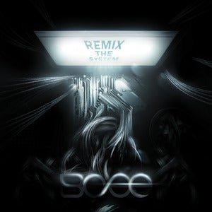Image of BCee - Remix The System LP - CD