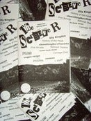 Image of 'The Screever' zine; issue two