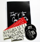 Image of Issue #1: First of the Gang to Die + Sticker Pack