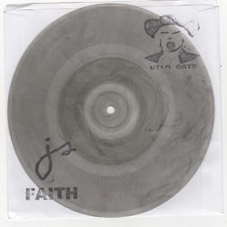 Image of JAY SIMON: Faith (WO-7J Lmtd Edition Clear)