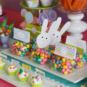 Image of Printable EASTER Egg Decorating Party & Easter Hunt Gathering Collection