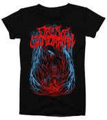 Image of Fires of Gomorrah Shirt - Black