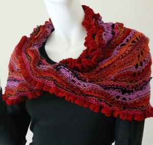 Free Knitting Pattern For A Mobius Scarf : KNITTING MOBIUS PATTERN 1000 Free Patterns