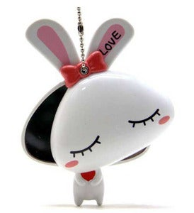 Image of Miroir de poche kawaii - LOVE