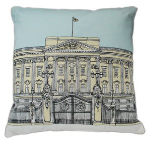 Image of Buckingham Palace Cushion
