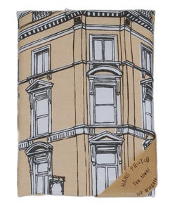 Image of Ten Bells Tea Towel