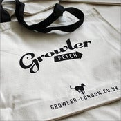 Image of Growler Cotton Bag
