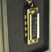 Image of Harmonica Necklace