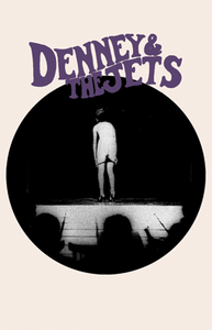 Image of Denney and The Jets - s/t [EP] - CASSETTE (LTD to 300)