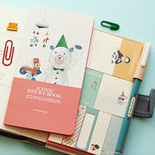 Image of Iconic Sticky Notes Book