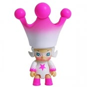 Image of Qee Molly - Ice Special Variant  2.5&quot; 