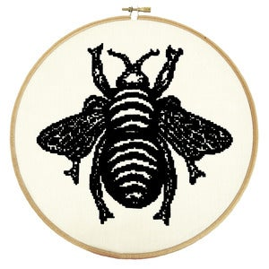 Image of The Bee PDF Pattern