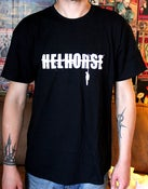 Image of Helhorse Shirt Black
