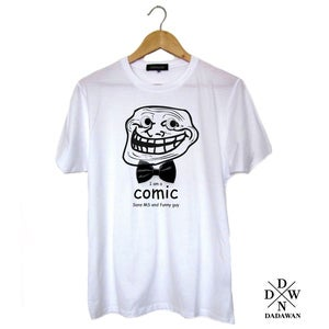 Image of T-shirt Comic and funny Guy