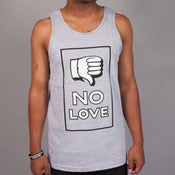 Image of No Love Tank Top