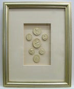 Image of Framed Intaglios - &quot;Paris&quot; design