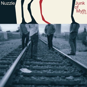 Image of Nuzzle - Junk of Myth CD