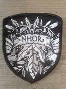 Image of Nhor Embroidered Patch - SOLD OUT
