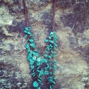 Image of chan luu turquoise necklace