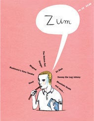 Image of Zum magazine back issues