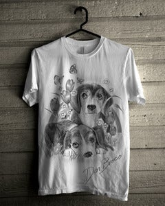 Image of The Puppies, Sunsets & Pretty Rainbows Tee