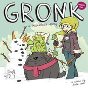 Image of GRONK volume 2 BOOK