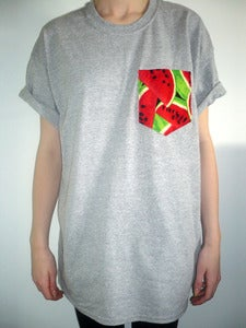Image of Watermelon Pocket Tee