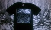 Image of Krallice s/t alternate T-shirt