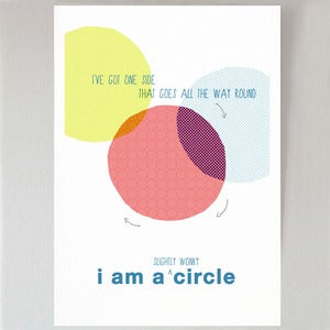 Image of I am a Circle