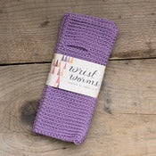 Image of Original Wrist Worms, Merino Wool, Lilac