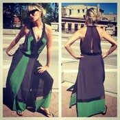 "Image of max azria ""runway"" maxi dress..."