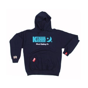 Kloud 925 Hoody Navy