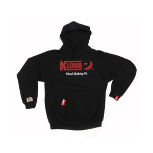 Kloud 925 Hoody Black