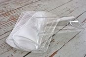 Image of Clear Pillow Boxes