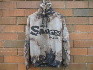 "Image of City of Savages ""Ashes to Ashes"" (Burnout) Hoodie"