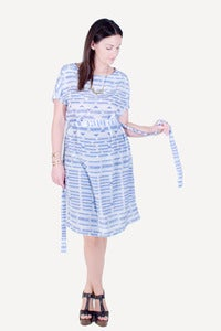 Image of PACIFIC OMBRE DRESS