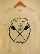 Image of &quot;Row Boys&quot; T-shirt - White