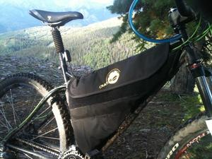 Image of Bolsa bike frame pack