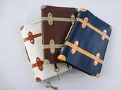 Image of 12/004: Trunk Notebook Cover
