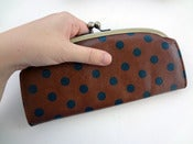 Image of 12/006: Polka Dots Wallet