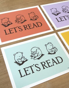 Let's Read (Look! New Colors!)