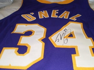 Image of Shaquille O'Neal, Lakers