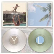 "Image of DK030: You'll Live - Above The Weather 12"" LP - Seafoam Green /100, Frosted Clear /100"