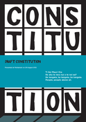 Image of Draft Constitution from the August 2012 EmpowerNZ Workshop