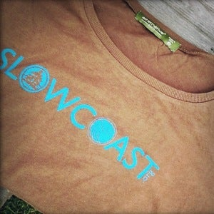 Image of SLOWCOAST Organic Cotton Short Sleeved T-shirt
