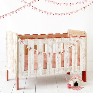 Image of CANDY CIRCUS crib