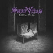 Image of SAINT VITUS - Lillie: F-65 CD