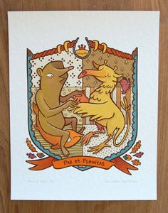 Heraldry Prints (Sale!)