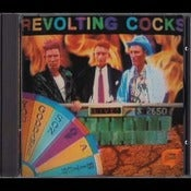 Image of REVOLTING COCKS-YGDSOB Live CD/ Original-Out Of Print!